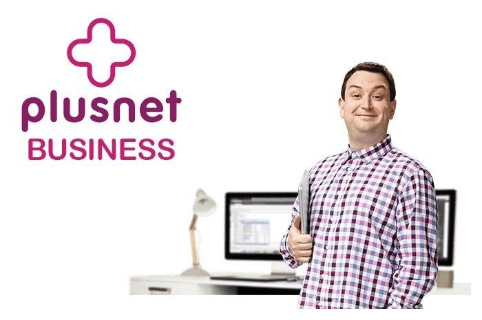 Cheap Plusnet Business Broadband from £18 per month for ADSL or £22 for superfast fibre