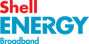 Shell energy Fast BroadbandLogo