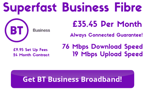 BT Business Superfast Fibre