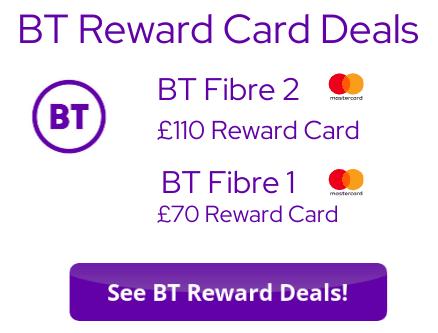 BT Reward Card Mastercard